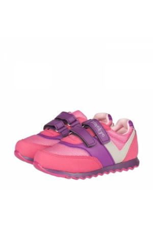 Pinokyo Kız Bebek Ayakkabı