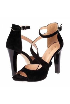 Fılodonna Kadın Topuklu Sandalet