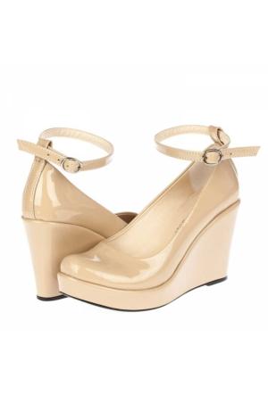 Hazer Kadın Dolgu Topuklu Ayakkabı