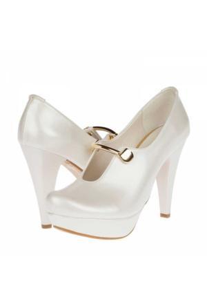 Mfo Kadın Platform Topuklu Ayakkabı