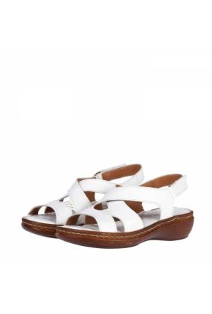 Derimiss Kadın Düz Sandalet