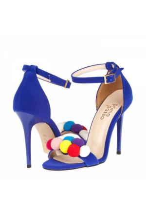 Prımo Passo Kadın Topuklu Sandalet