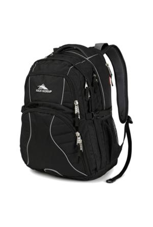High Sierra Swerve3 Siyah Sırt Çantası X50-02025