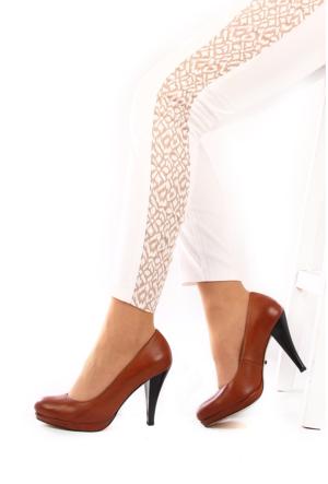 Gön Deri Kadın Ayakkabı 22029
