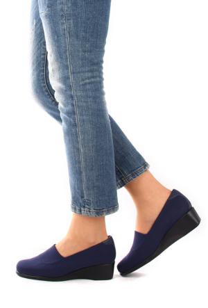Gön Laci Streçe Laci Deri Kadın Ayakkabı 22385