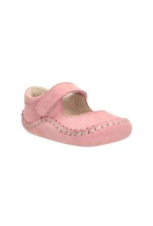 Clarks Baby Lucy Lrg Kız Çocuk Ayakkabı Pembe