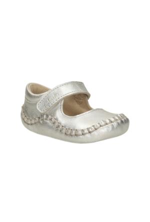 Clarks Baby Lucy Lrg Kız Çocuk Ayakkabı Gümüş