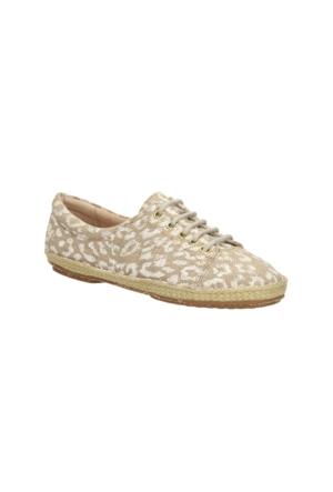 Clarks Clovelly Cool Kadın Espadril Ayakkabı Bej