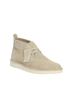 Clarks Desert Aerial Kadın Sneaker Ayakkabı Bej