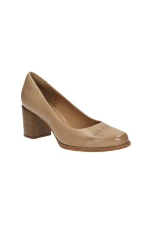 Clarks Tarah Sofia Kadın Ayakkabı Kum