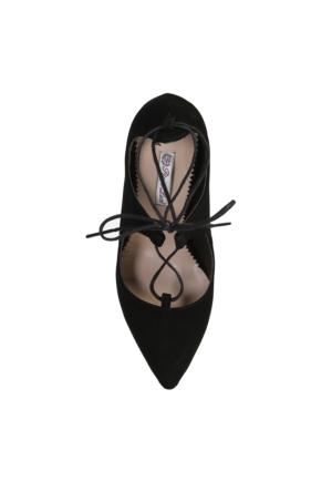 Piano Luce İnce Topuklu Süet Ayakkabı PLA01