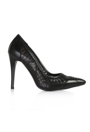 Piano Luce İnce Topuklu Stiletto Ayakkabı PLA04