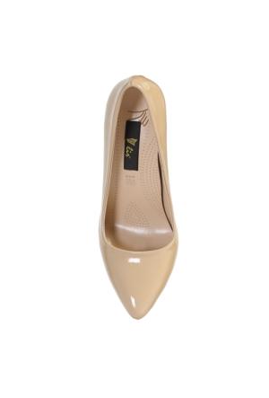 Lir Kalın Topuklu Stiletto Kadın Ayakkabı LİR09