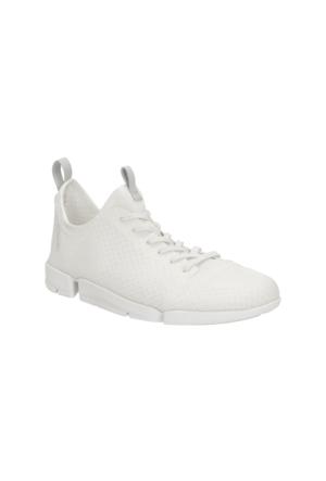 Clarks Tri Aerobic Kadın Sneaker Ayakkabı Beyaz