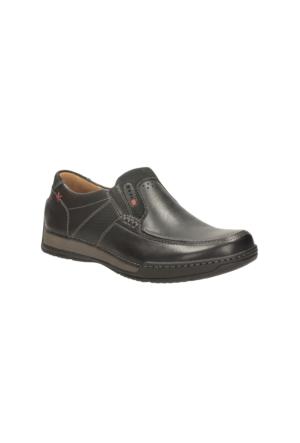 Clarks Fenway Step Erkek Ayakkabı Siyah