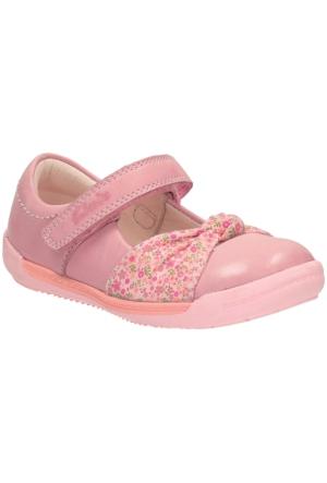 Clarks Softly Nia Fst Kız Çocuk Ayakkabı Pembe