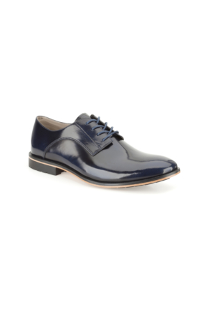Clarks Gatley Walk Erkek Ayakkabı Lacivert