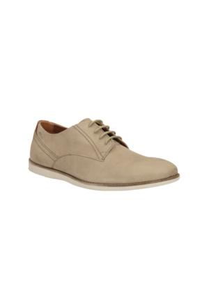 Clarks Franson Plain Erkek Ayakkabı Bej