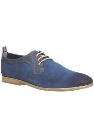 Clarks Frewick Lace Erkek Ayakkabı Mavi