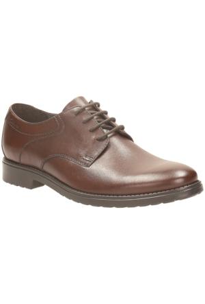 Clarks Rakin Walk Erkek Ayakkabı Kahverengi