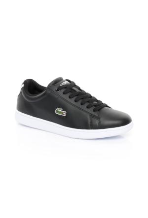 Lacoste Carnaby Evo Bl Kadın Siyah Sneaker Ayakkabı 732Spw0132.024