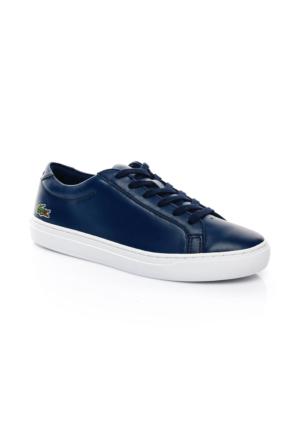 Lacoste L.12.12 Kadın Lacivert Sneaker Ayakkabı 733Caw1000.003
