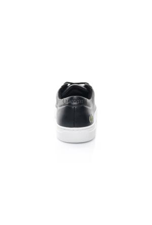 Lacoste L.12.12 Kadın Siyah Sneaker Ayakkabı 733Caw1000.024