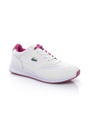 Lacoste Chaumont Lace Kadın Beyaz Sneaker Ayakkabı 733Spw1020.001