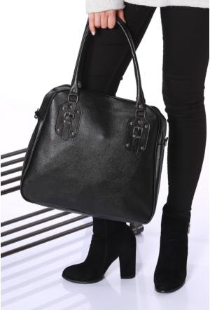 Avb Accessories Siyah Kadın El Çantası-2503