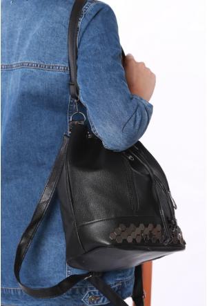 Avb Accessories Siyah Omuz Askılı Kadın Çanta-2516