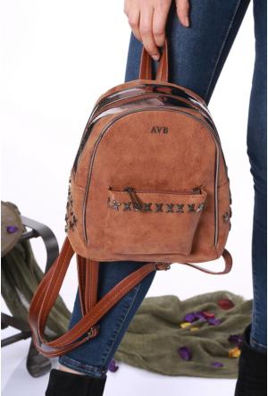 Avb Accessories Taba Kadın Sırt Çantası-2504