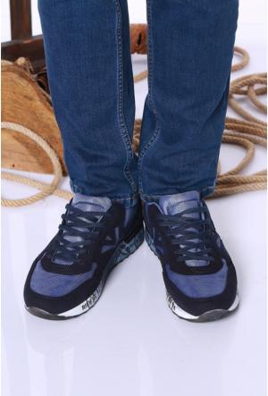 Kaya Dericilik Lacivert Erkek Spor Ayakkabı-534