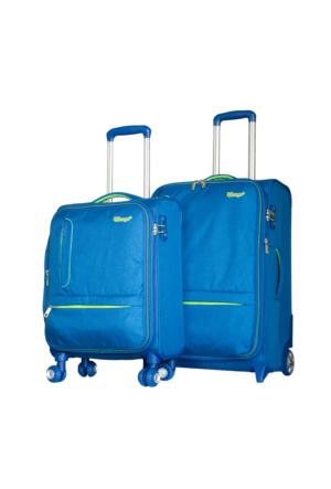 Verage Kumaş 2 Li Set Vrg16068-Set Mavi