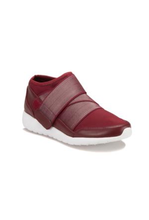 Art Bella Sunway Bordo Kadın Sport Ayakkabı