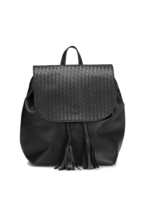 Butigo ERT17SS016 Siyah Kadın Backpack Çanta