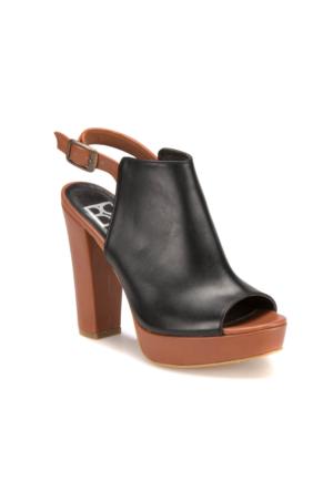 Butigo S1120 Siyah Kadın 403 Sandalet