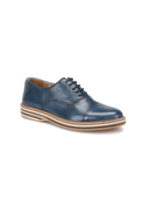 Cordovan 237 M 1506 Lacivert Erkek Deri Modern Ayakkabı