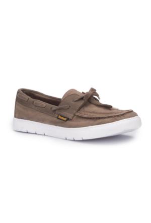 Dockers 222533 Kahverengi Erkek Marin Ayakkabı