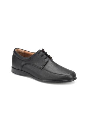 Flexall Mz-1 M 1618 Siyah Erkek Klasik Ayakkabı