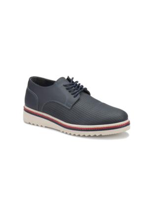 Jj-Stiller 10045-2 M 6693 Lacivert Erkek Modern Ayakkabı