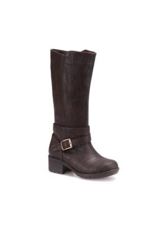 Kinetix A1306900 Kahverengi Kadın Çizme