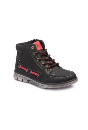 Lumberjack A3374108 Siyah Erkek Çocuk Sneaker Ayakkabı