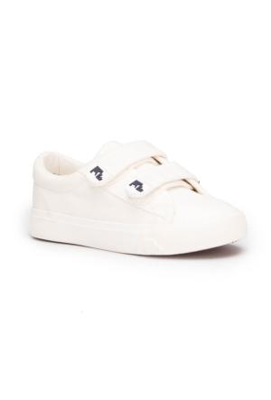 Lumberjack Malise Beyaz Erkek Çocuk Çocuk Ayakkabı
