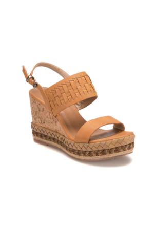Miss F S17003 Kahverengi Kadın 413 Sandalet