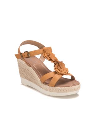 Miss F S17005 Kahverengi Kadın 413 Sandalet