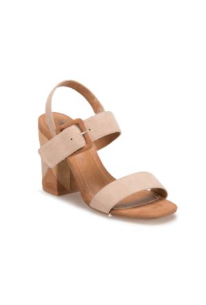 Miss F S17006 Bej Kadın 397 Sandalet