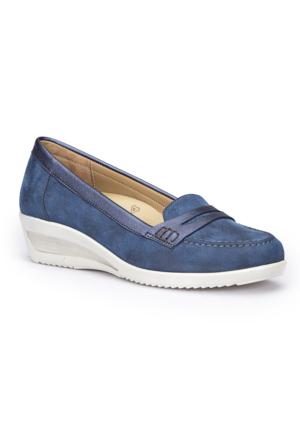 Polaris 5 Nokta 71.109620.Z Lacivert Kadın Ayakkabı