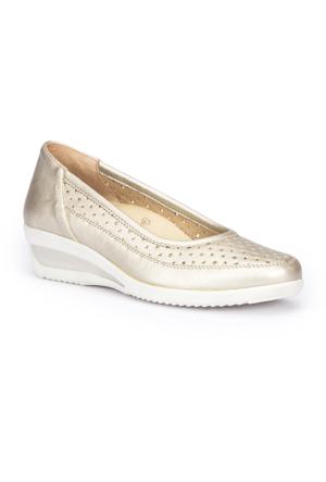 Polaris 5 Nokta 71.109622.Z Altın Kadın Ayakkabı
