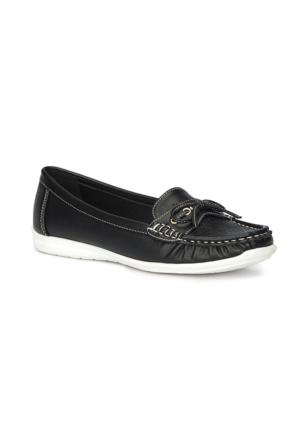 Polaris 71.157207.Z Siyah Kadın Ayakkabı