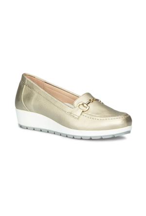 Polaris 71.157242.Z Altın Kadın Ayakkabı